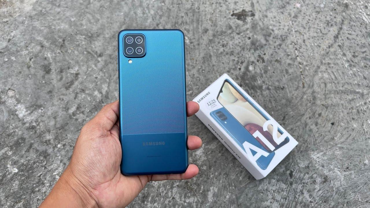 Samsung Galaxy A12 İnceleme