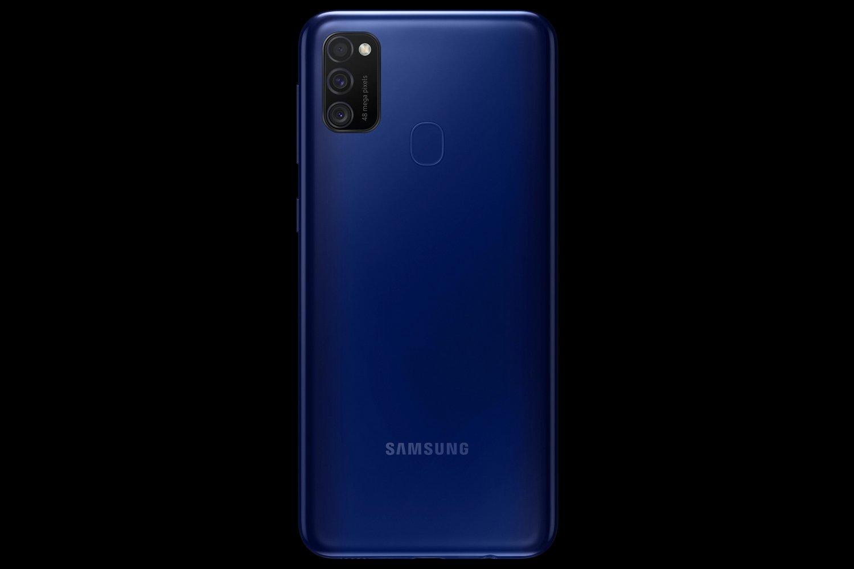Samsung Galaxy M21 Tasarım ve Kamera Özellikleri
