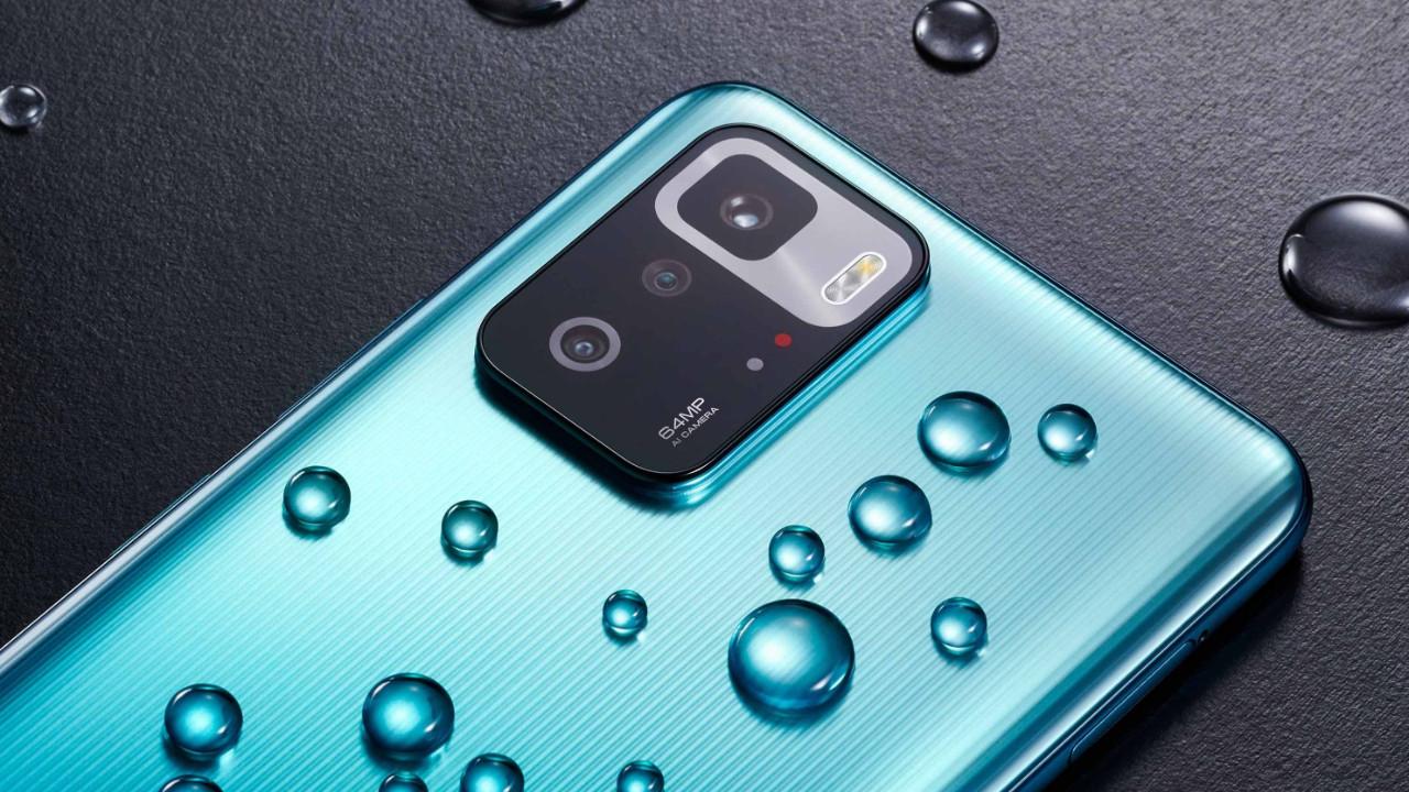 Poco X3 GT 8 GB 256 GB Kamera Özellikleri