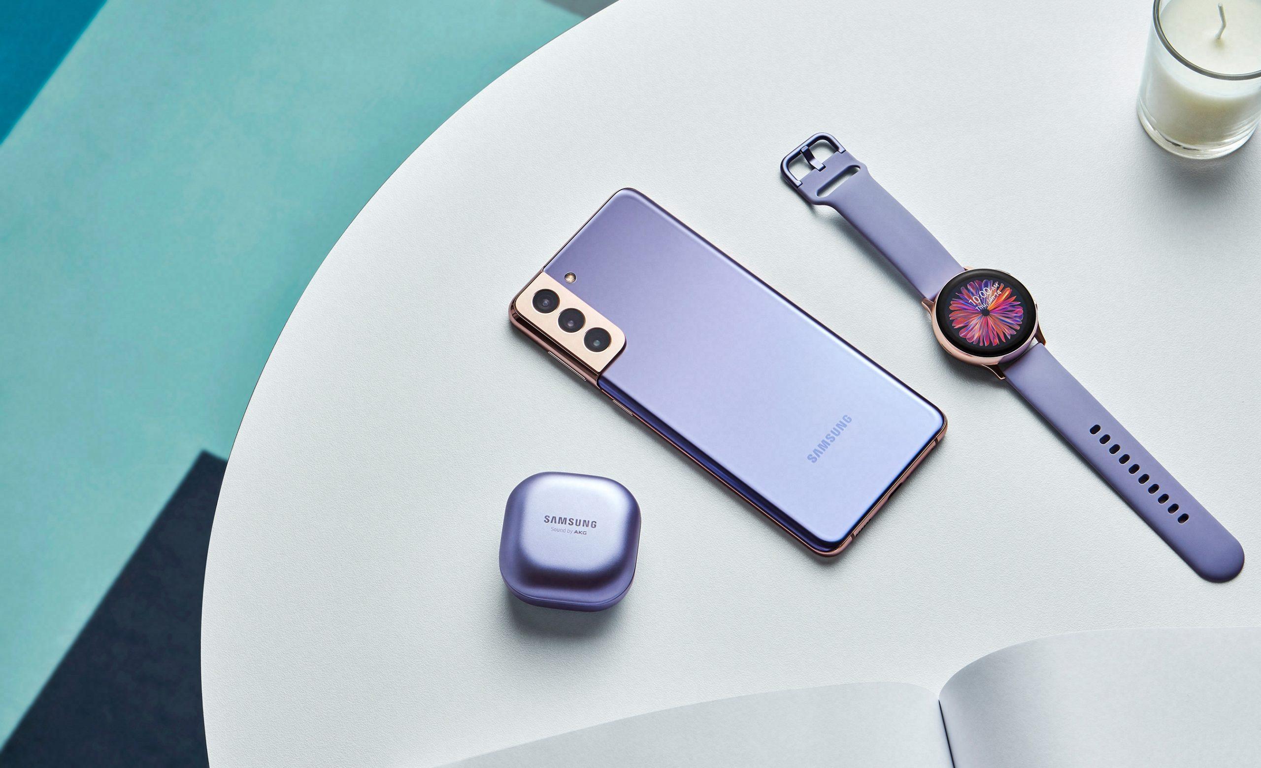 Samsung Galaxy S21+ 5G 128 GB Cep Telefonu