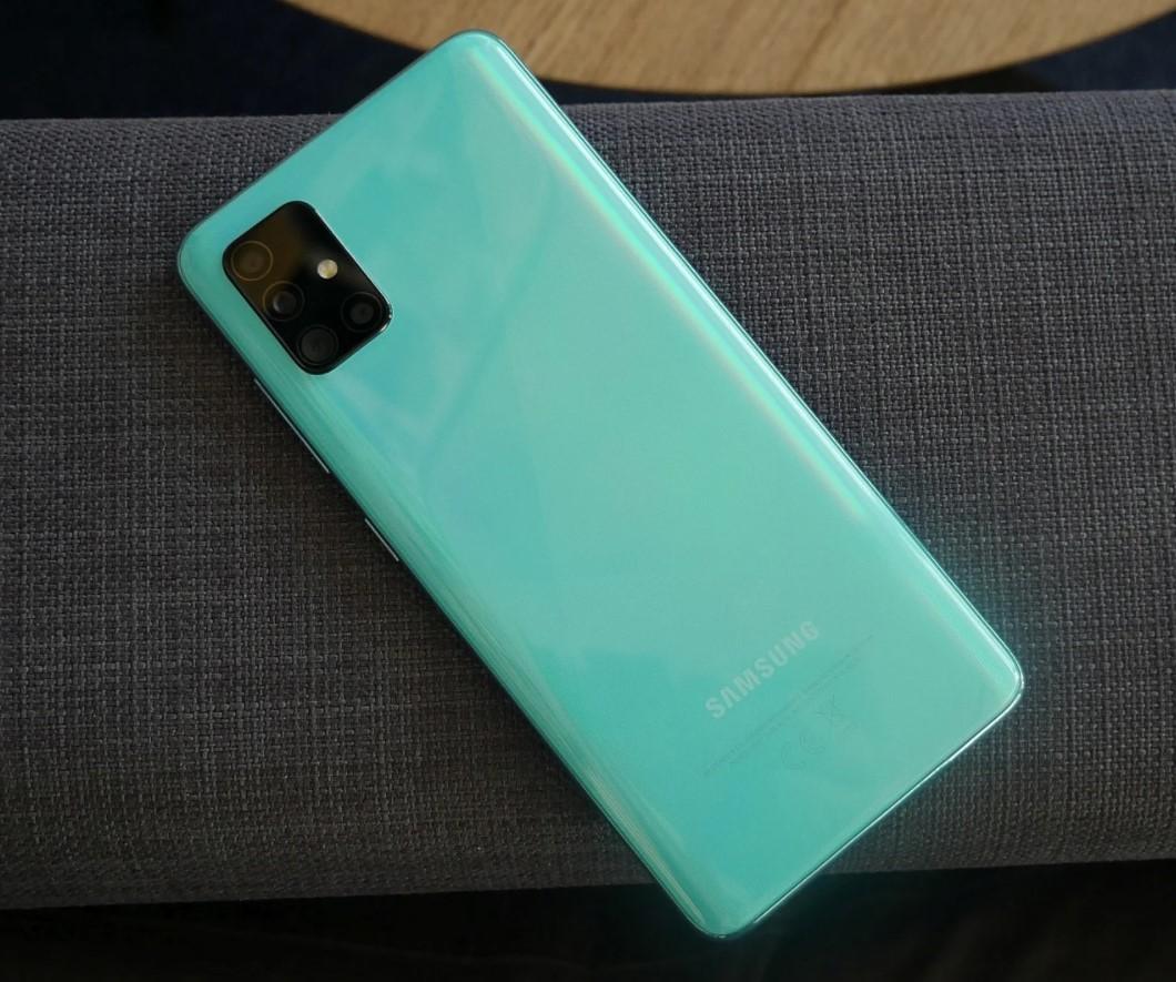Samsung Galaxy A51 Uzun Pil Ömrü