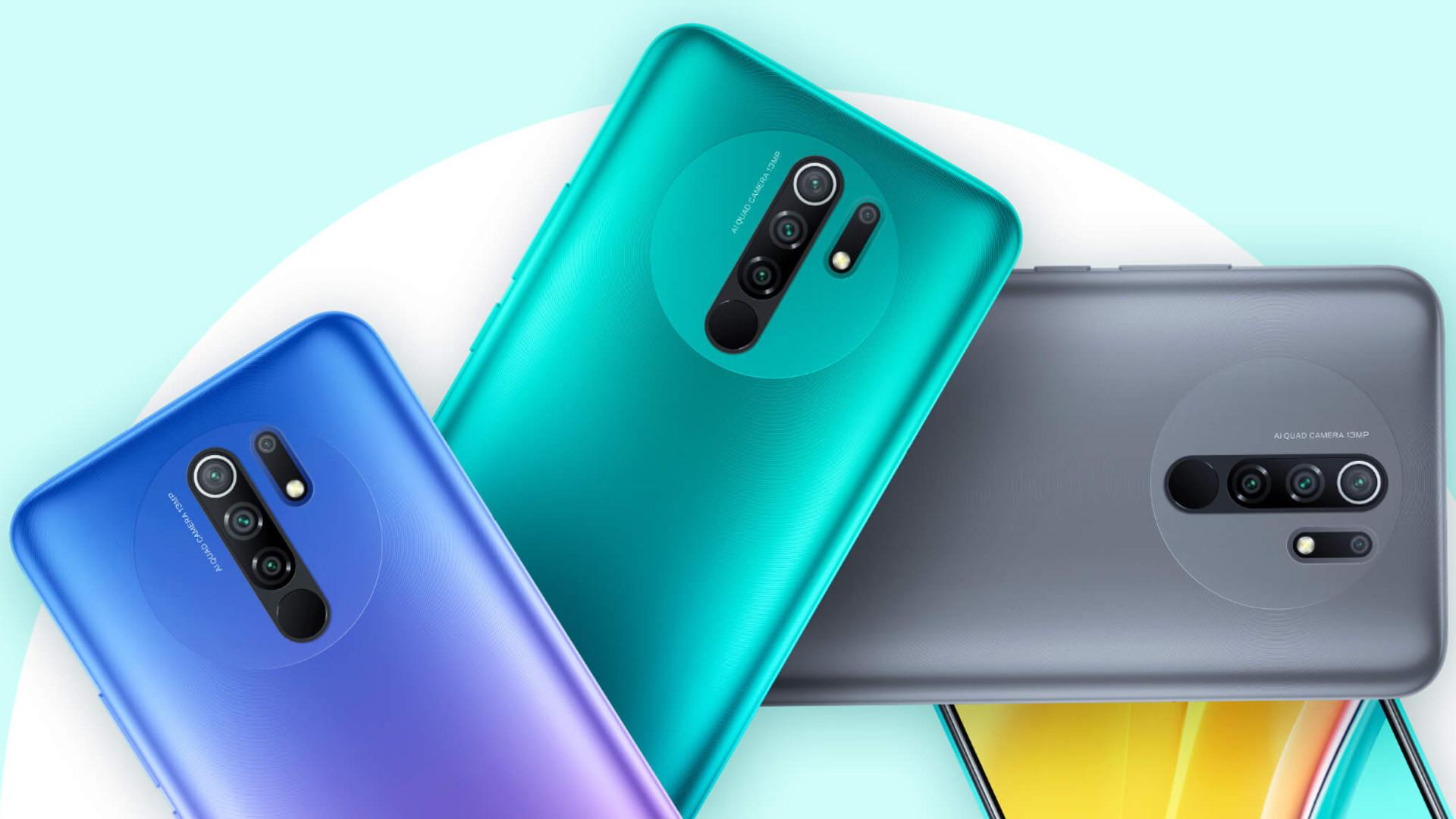Xiaomi Redmi 9 Cep Telefonu