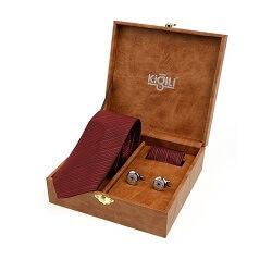 Kravat ve Kol Düğmesi Seti