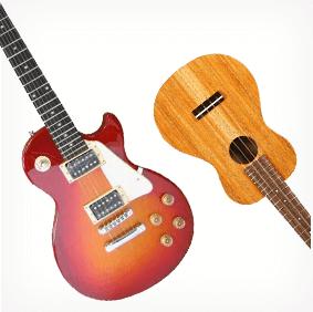 Gitar & Ukulele