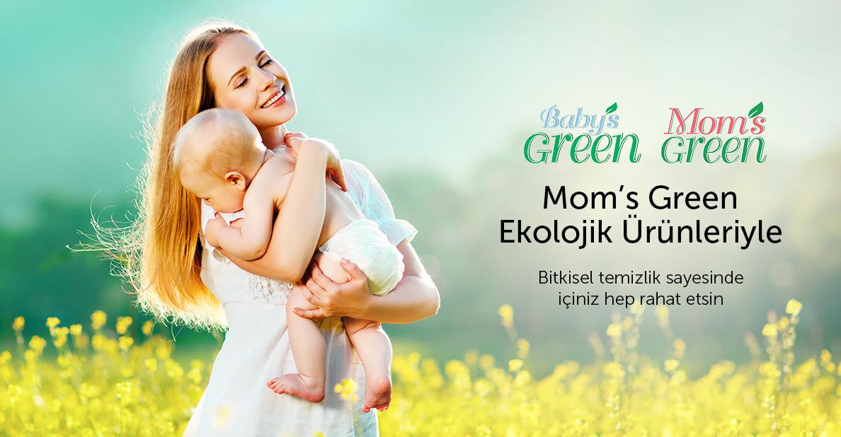 Mom's Green Ekolojik Ürünler