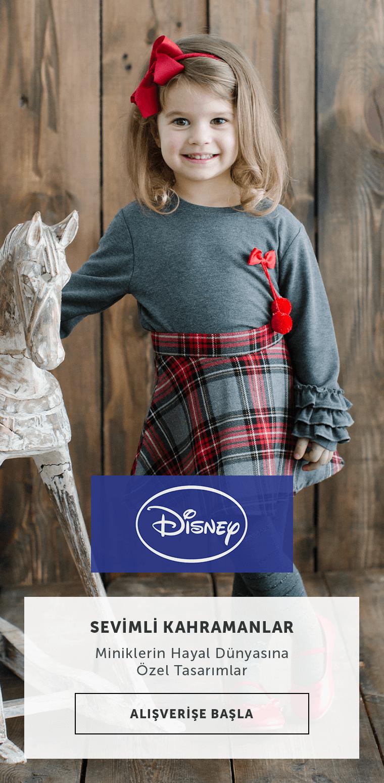 Disney Ürünlerinde İndirimler