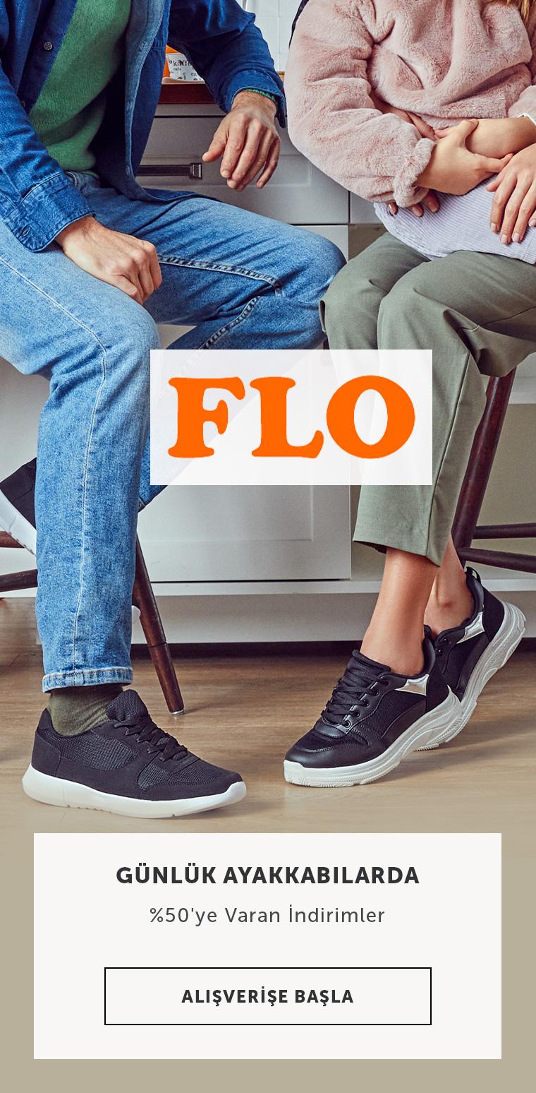 Flo %50'ye Varan İndirimler