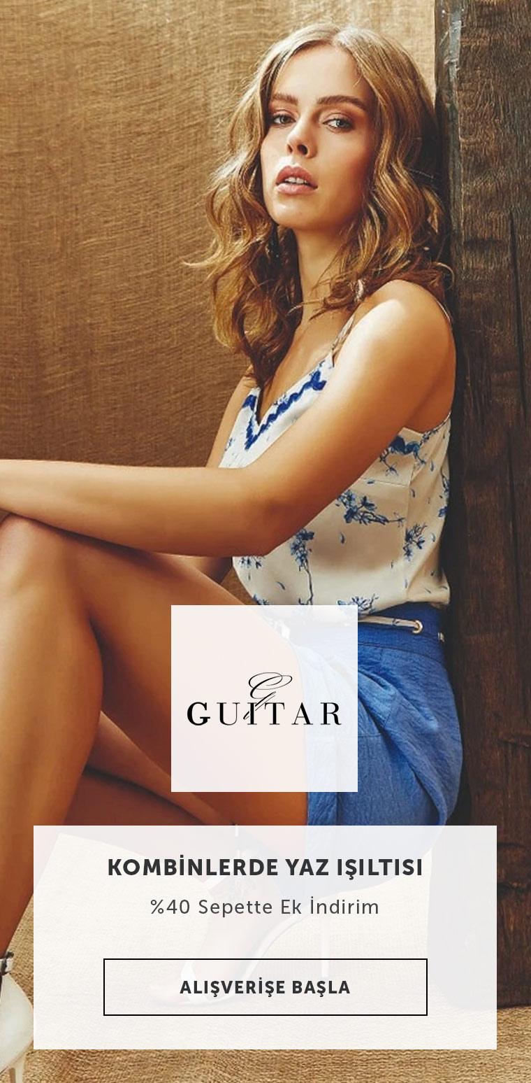 Guitar Seçili Ürünleride %40 İndirim