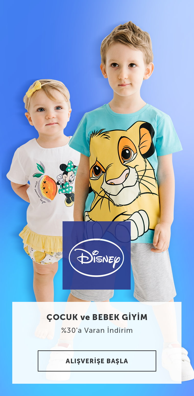 Disney Sepette %30'a Varan İndirim