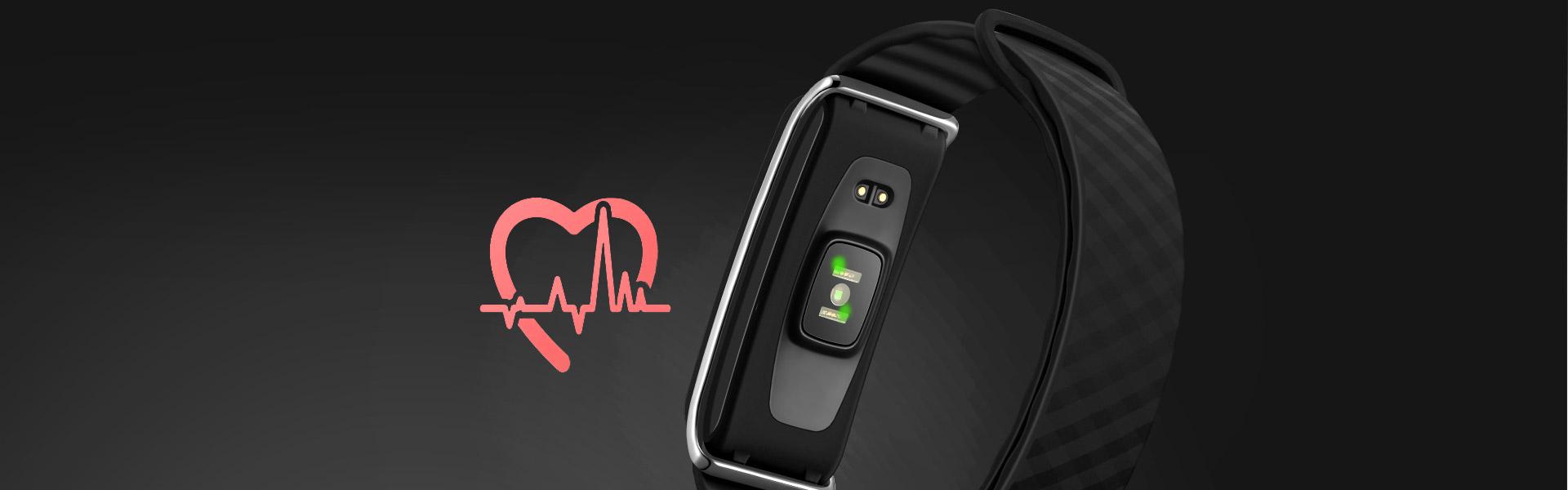 Huawei Renk Bandı A2 kalp hızı monitörü