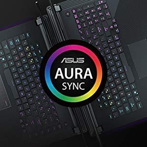 ASUS Aura Sync Oyun Klavyesi