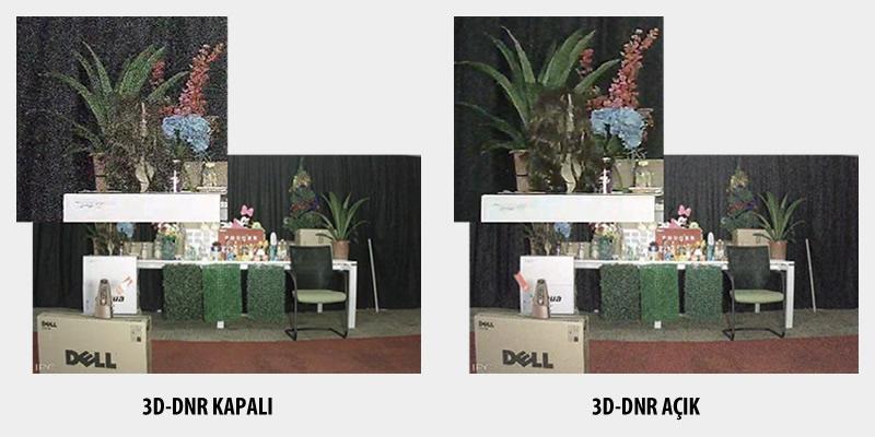 3D-DNR (Digital Noise Reduction)