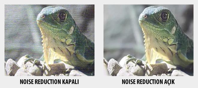 Noise Reduction (Gürültü Azaltma)