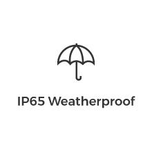 Dış mekan için IP65 su geçirmez