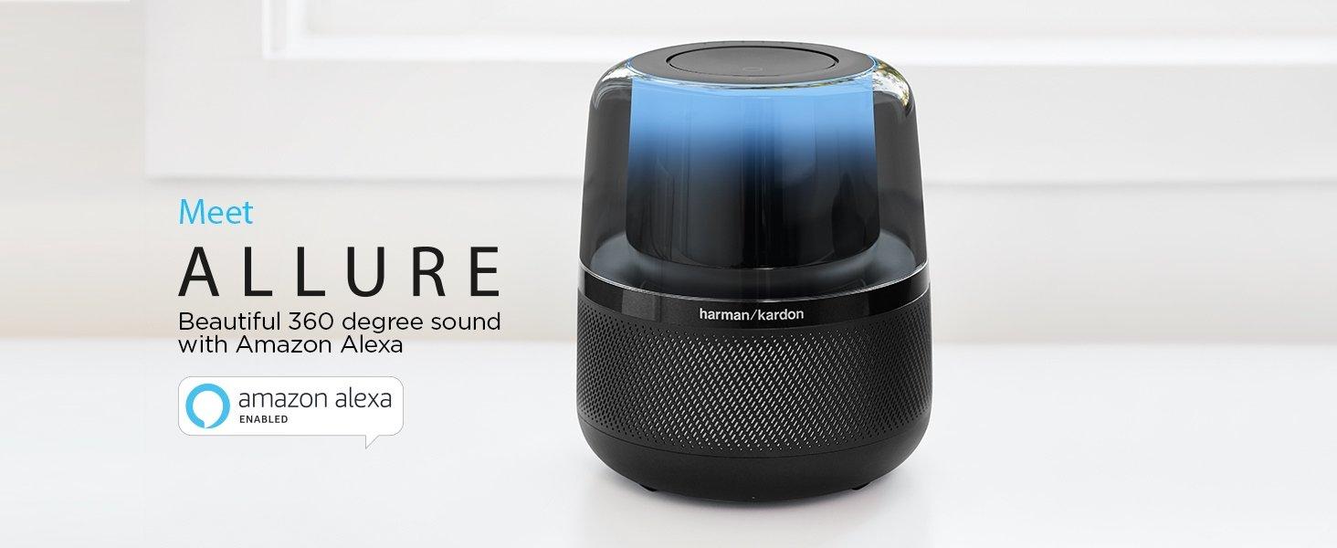 Harman Kardon Allure with Amazon Alexa