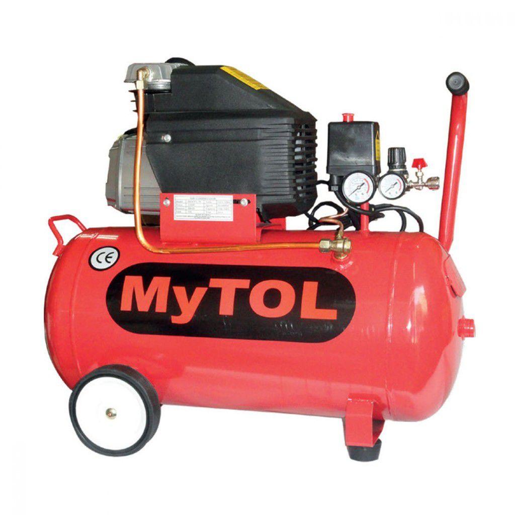 Mytol MY14301 220 V 2 Hp 8 Bar 50 LT Yağlı Hava Kompresörü