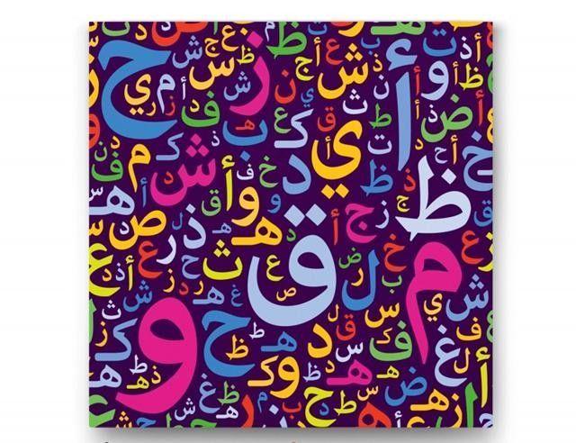 Arapça Harfler Tablo