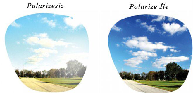 Polarize Gözlük Klipsi